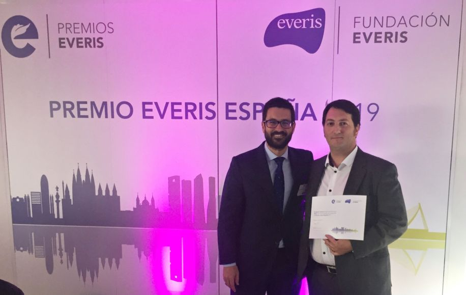 Limnopharma: semifinalist at the Everis Awards 2019