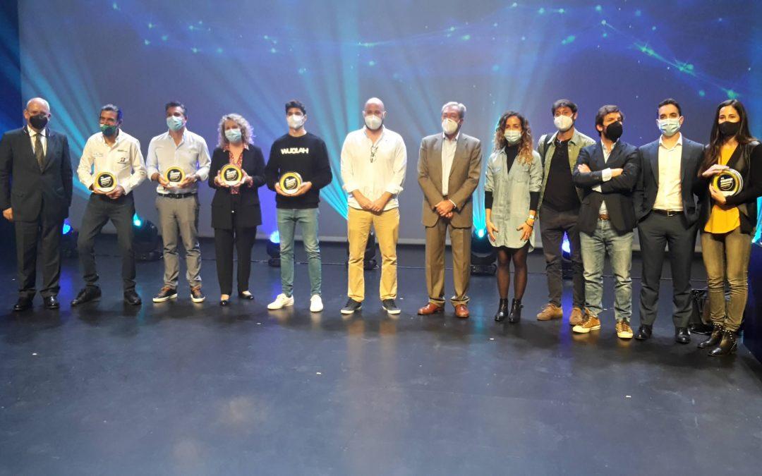 Limnopharma galardonada como una de las cinco empresas ganadoras del concurso Startup Andalucía Roadshow